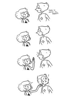 """fawntaur: """" someone suggested pearl and lapis dancing but my brain said lapis being a lil shit """""""