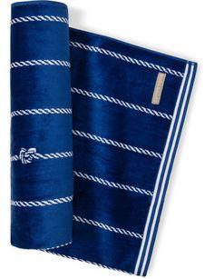 Knots Beach Towel David Jones