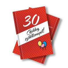 Születésnapi könyv 30. születésnapra Drink Sleeves, Coffee, Kaffee, Cup Of Coffee