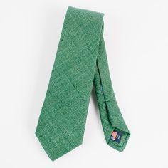 Jade Green Raw Silk