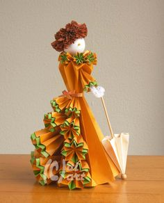 Check out the webpage to see more on Origami Designs Origami Girl, Origami Mouse, Origami Yoda, Origami Star Box, Origami Dragon, Origami Stars, 3d Origami, Origami Paper, Paper Dress Art