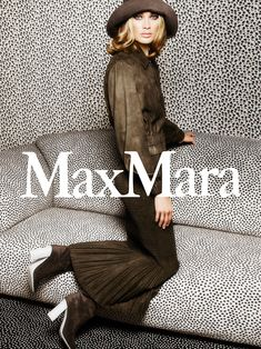 Carolyn Murphy for Max Mara Spring Summer 2015