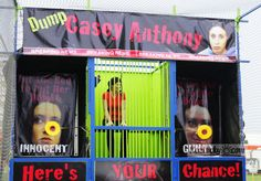Casey Anthony dunking booth at Bluegrass Fair | Latest News ...