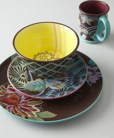 unusual dinnerware - Google Search & unusual dinnerware - Google Search | Tablescapes | Pinterest ...