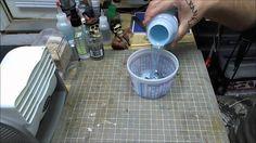 AIRBRUSH BASICS: CLEANING Part 1