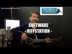 Lezioni di chitarra: Software Riffstation