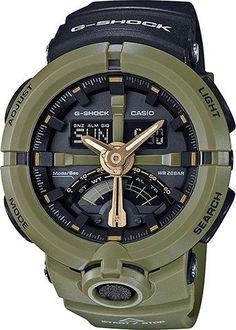 Casio Mens G-Shock Punching Pattern Series Watch (Model No. GA-500P-3A) #gshock
