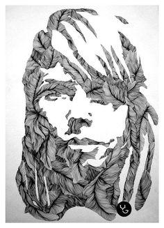 Ixotype - Blog - Líneas con arte - Vasilj Godzhq