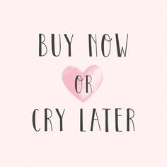 Buy now or cry later good stuff di 2019 инстаграм, разное, dan сайт. Body Shop At Home, The Body Shop, Motivacional Quotes, Bag Quotes, Pink Quotes, Online Shopping Quotes, Shopping Apps, Happy Shopping, Small Business Quotes