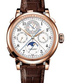 One of the most expensive Watches A.Lange&Sohne Grand Complication