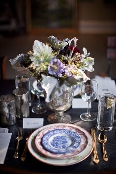 a rich and rustic wedding
