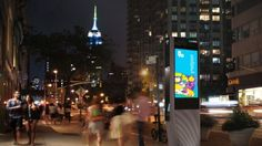 New York city has reimagined its pay phone network as free gigabit Wi-Fi hub complete with...