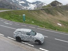 Recap - Range Rover Sport Coupe spied in Europe
