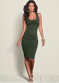 Casual Dresses & Cute Dresses: Jersey, Sweater & Knit | VENUS