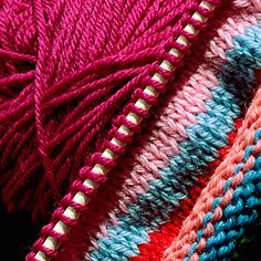TONS of FREE knitting patterns on TLC's website. Who woulda guessed? Loom Knitting, Knitting Stitches, Knitting Patterns Free, Knit Patterns, Free Knitting, Yarn Projects, Knitting Projects, Crochet Projects, Knitting Ideas