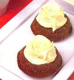 Budincitos de chocolate y naranjas http://www.postresypasteles.com/budines/budincitos-de-chocolate-y-naranjas/
