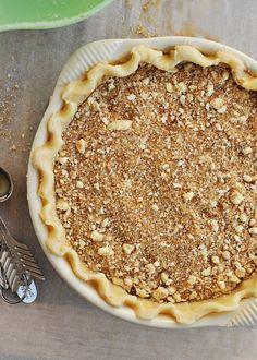 country vanilla pie