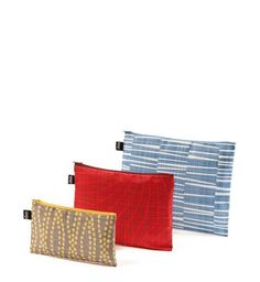 Elements: stunning, eco friendly, washable zip pockets from the endlessly stylish Loqi now available at The Constant Knitter Fiery Red, Yarn Shop, Zip, Stylish, Pattern, Pockets, Eco Friendly, Objects, Threading