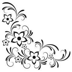 Трафареты шаблоны узоры картинки векторные цветы: 17 тыс изображений найдено в Яндекс.Картинках