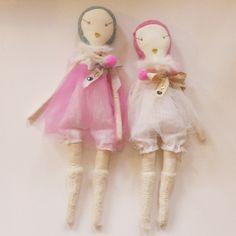 jess brown dolls | Jess Brown dolls - Atsuyo et Akiko