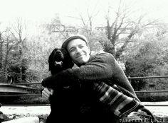 13.04.2014 Es war wieder sehr schön in Schwäbisch Hall. Hier bin ich mit Quincy! Macht's jut!  Photo by Mücke