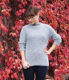 Åh, som vi elsker denne genseren. Den er brukt i hjæl. Den er både komfortabel og utrolig feminin og kledelig.