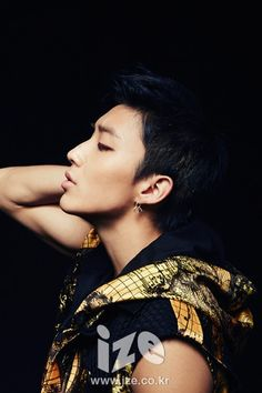 Jongup - those lips.. those eyes....  his contours are intoxicating