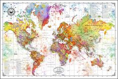 World map wallpapers high resolution wallpaper cave best games world travel map push pin travel map the worlds best damn travel map gumiabroncs Choice Image