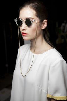 Model: Renee Wilkins Foster @ Clyne Collection: New Generation...