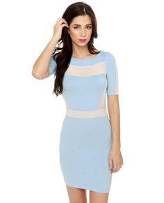 Light Blue Dress <3 $80