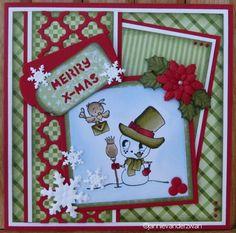 Welkom bij Jannie van der Zwan: Christmas Birdy