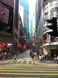 Hong Kong   October 2013