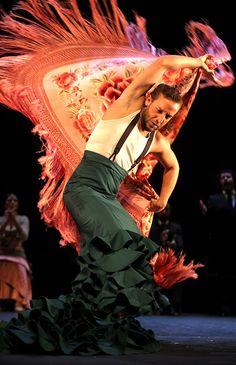 """Manuel Liñán """"Nomada"""" - Bienal de Flamenco, fotos & video - galería fotográfica"""