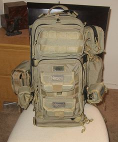 Packing a Bug-Out Bag