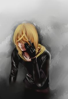 Mello by ~Plaitum on deviantART #awesomeart