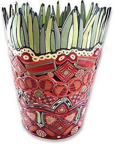 levine_grass_vase by cynthia tinapple, via Flickr