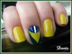 Fifa World Cup Nails Brazil