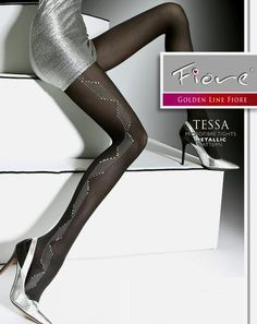 Tessa 40 panty Fiore