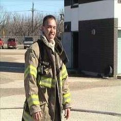 My husband is a firefighter and a paramedic. He is a hero.  He sees people at their worst, tired, desperate and in need of help. He is a friendly...