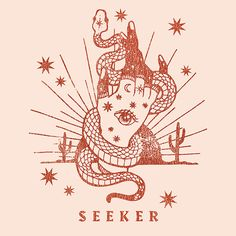 Seeker by Pony Gold Studio #illustration