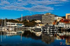 Hobart, Tasmania. Australia - What To Do