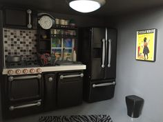 OUR GENERATION DOLL HOUSE KITCHEN PERSONALIZED