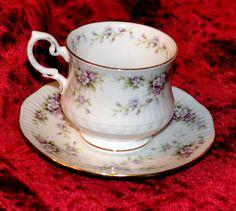 bone china cup & Saucer