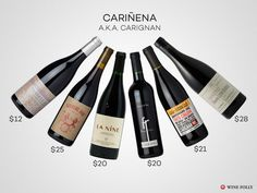 Cariñena (aka Carignan) red wines worth drinking this fall: http://winefolly.com/update/6-intriguing-wines-drink-fall/