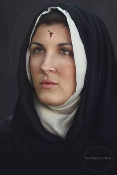 St. Rita of Cascia by kristynbrownphoto on Etsy