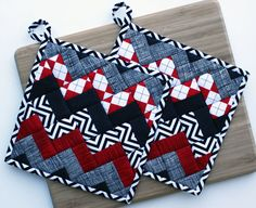 Another great pair of potholders!!