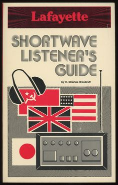 Lafayette Shortwave Listener's Guide, 1976 Edition - Fonts In Use