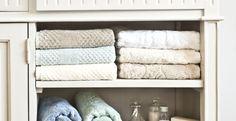 Vos serviettes et draps de bain sont devenus tout rêches? Voici LE secret pour leur redonner toute leur douceur!