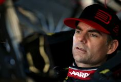 Jeff Gordon - Daytona International Speedway - Day 2