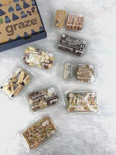 Graze is a subscription box full of healthy individual snacks! See our December2016 Graze box review and get your first box free – details in the review!     Graze Variety Box Review & Free Box Coupon! December 2016 →  https://hellosubscription.com/2017/01/graze-variety-december-2016-subscription-box-review-free-box-coupon/ #Graze  #subscriptionbox